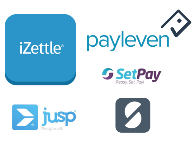 mPOS startups in Europe