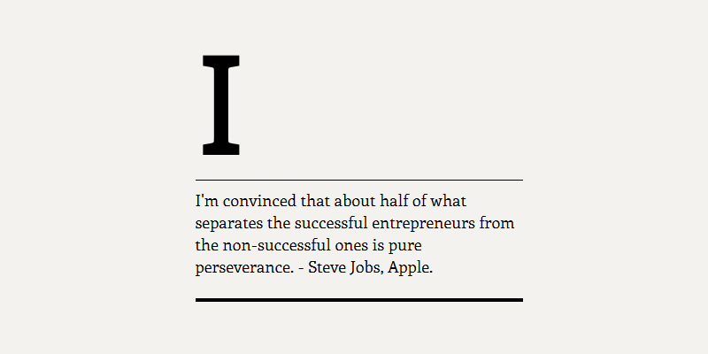 startup quotes jobs