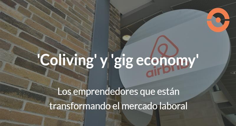 La 'gig economy' está transformando el mercado laboral