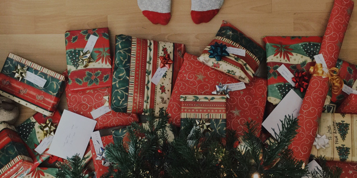 Regalos online de Navidad