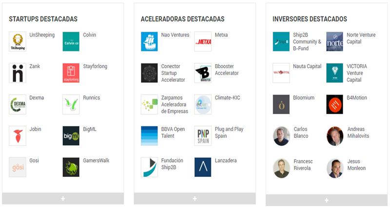 Actualidad ecosistema startup España en Startupxplore