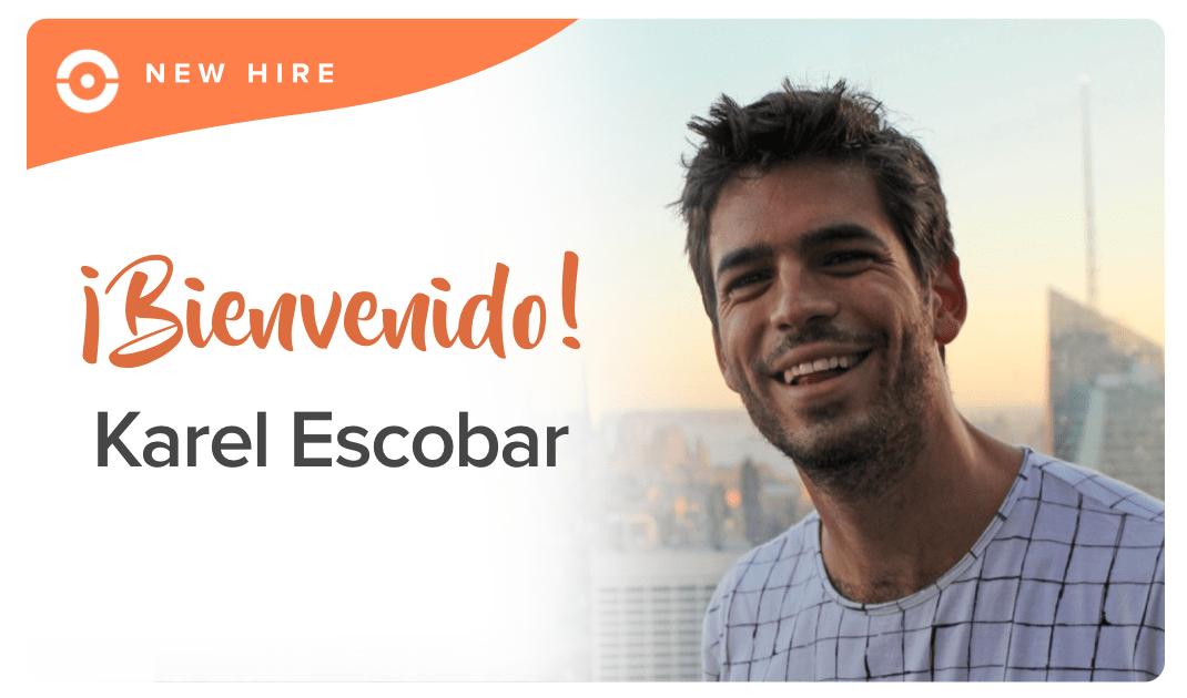 Karel Escobar, nuevo dealflow manager de Startupxplore