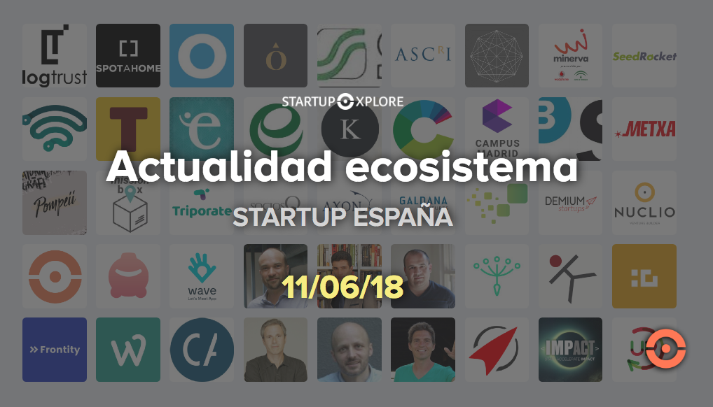 actualidad startup junio 2018