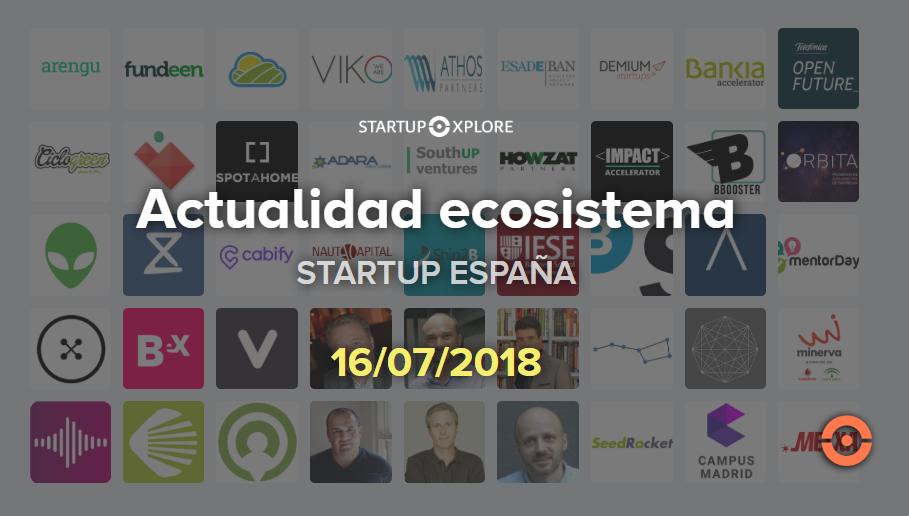 actualidad startup julio