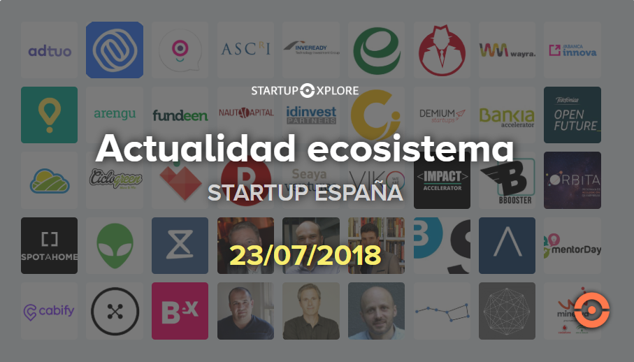 novedades startup españa