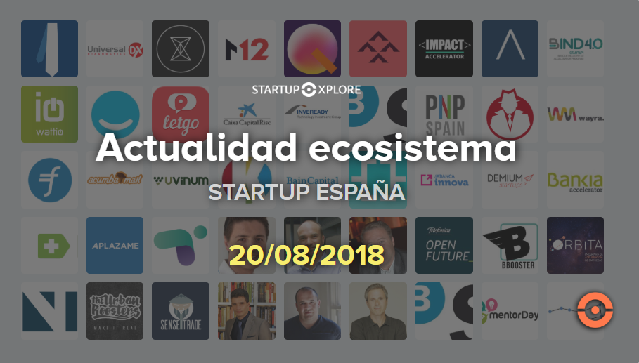actualidad startup agosto