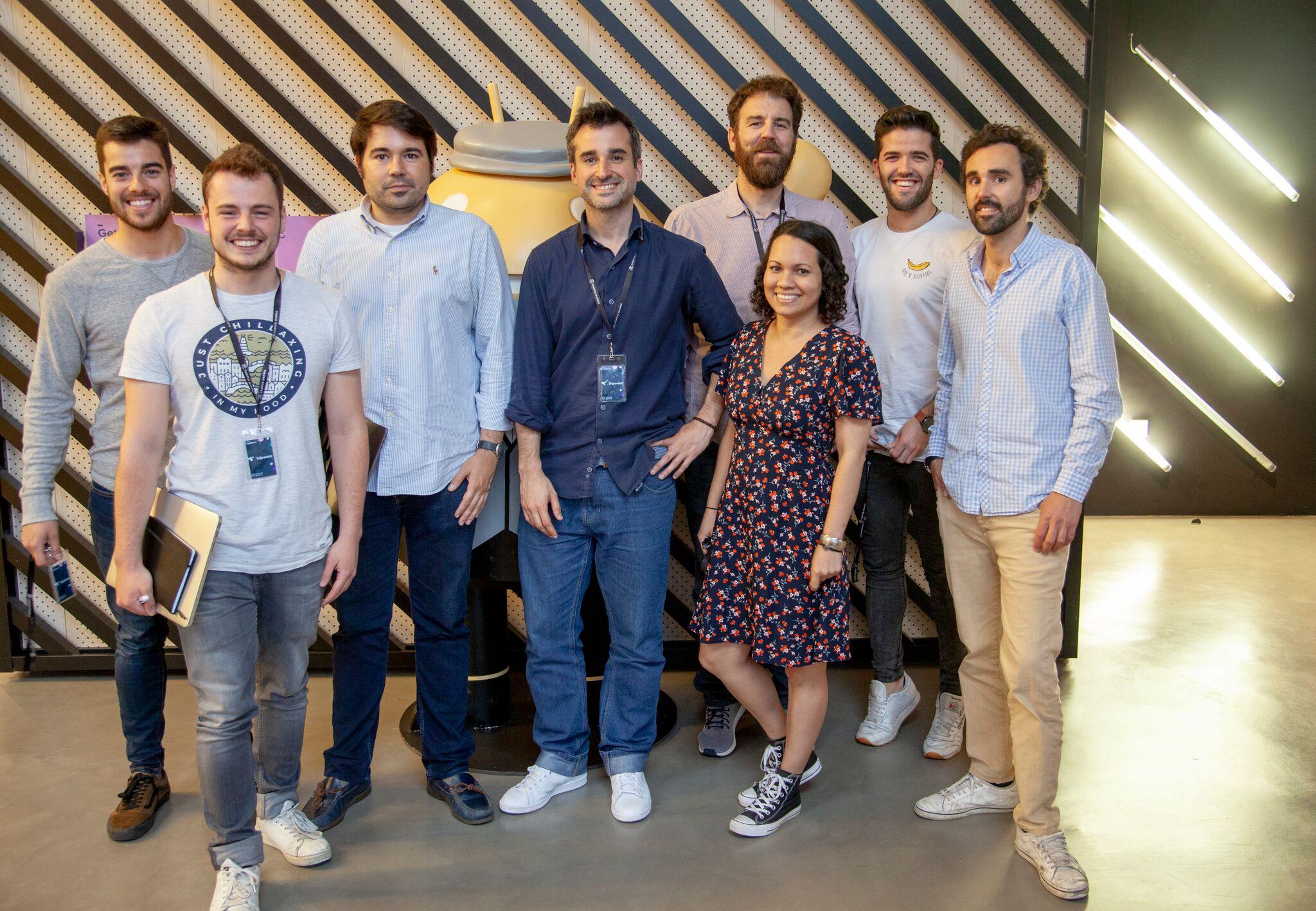 Startupxplore cierra la inversión en Triporate en una hora y bate el récord en España
