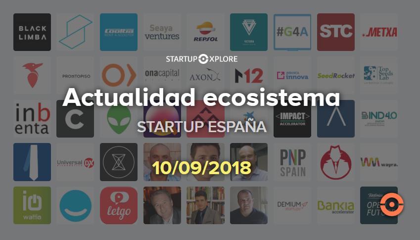 actualidad startup septiembre