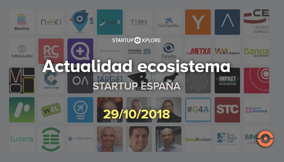 actualidad startup españa