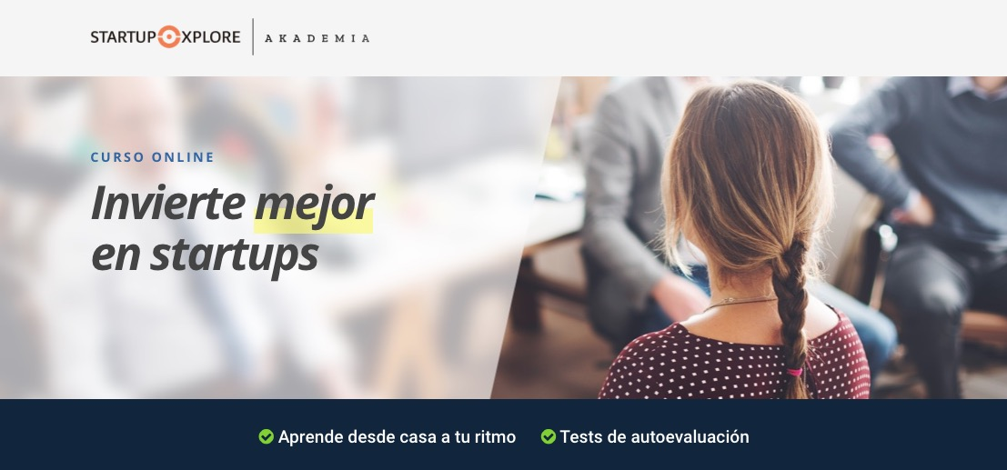 curso de inversion en startups_startupxplore