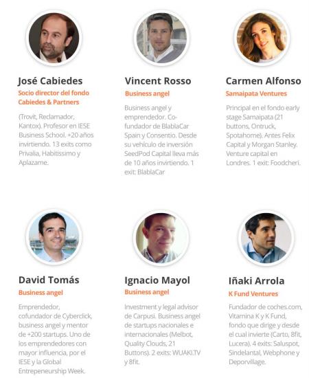 inversores invitados