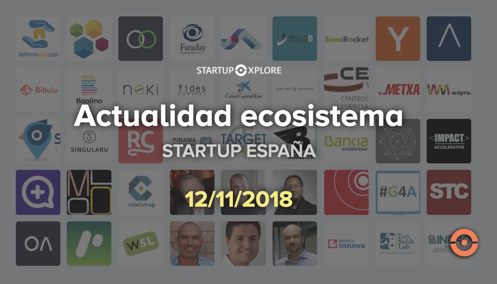 Actualidad Ecosistema Startup España
