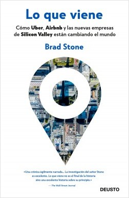 lo que viene brad stone