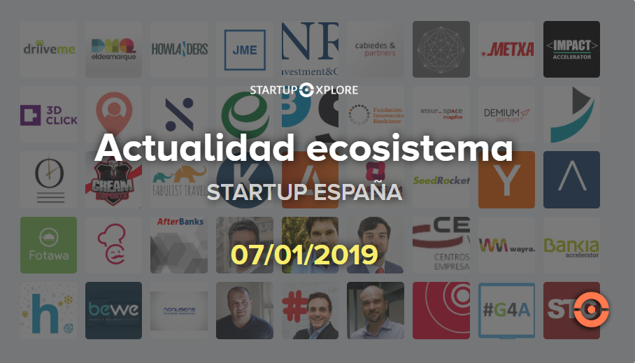 actualidad startup 2019