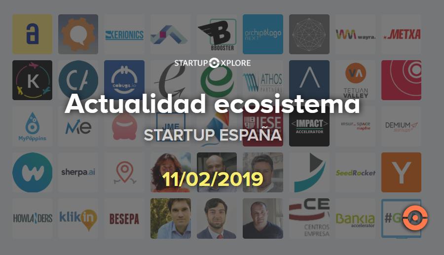 actualidad febrero startups