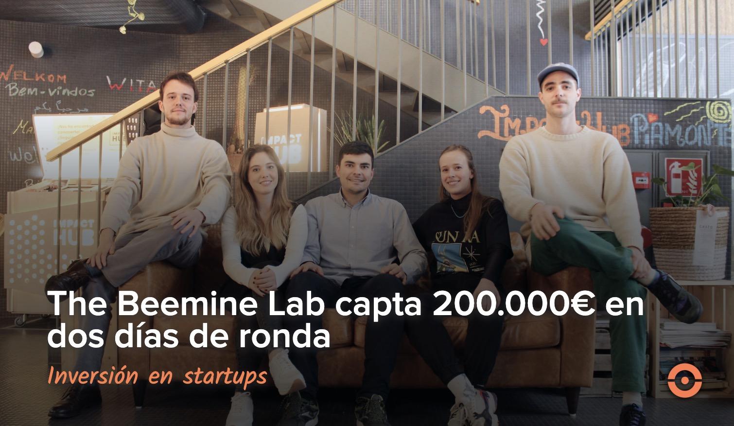 Ronda de inversión abierta en The Beemine Lab