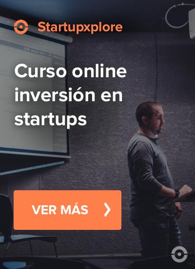 Curso Inversión en startups