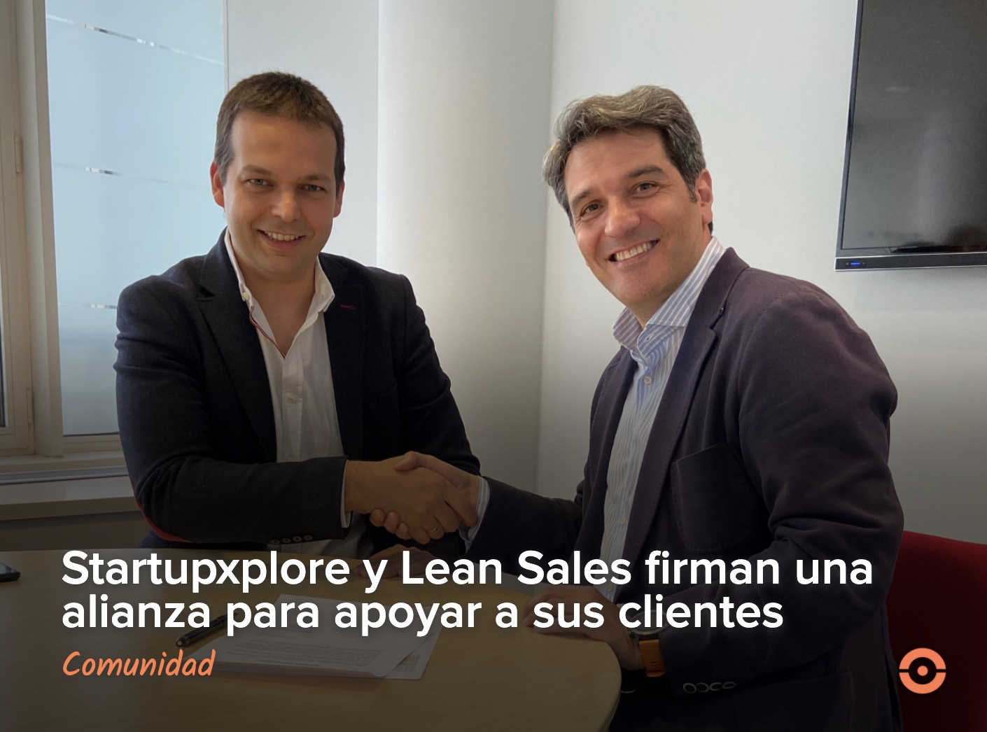 Startupxplore cierra acuerdo con Lean Sales