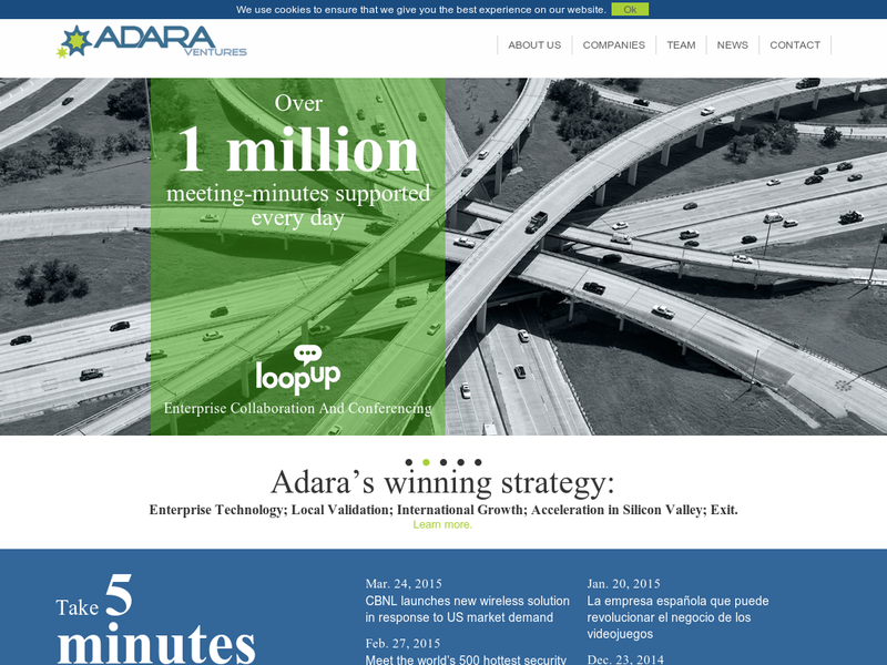 Images from Adara Venture Partners