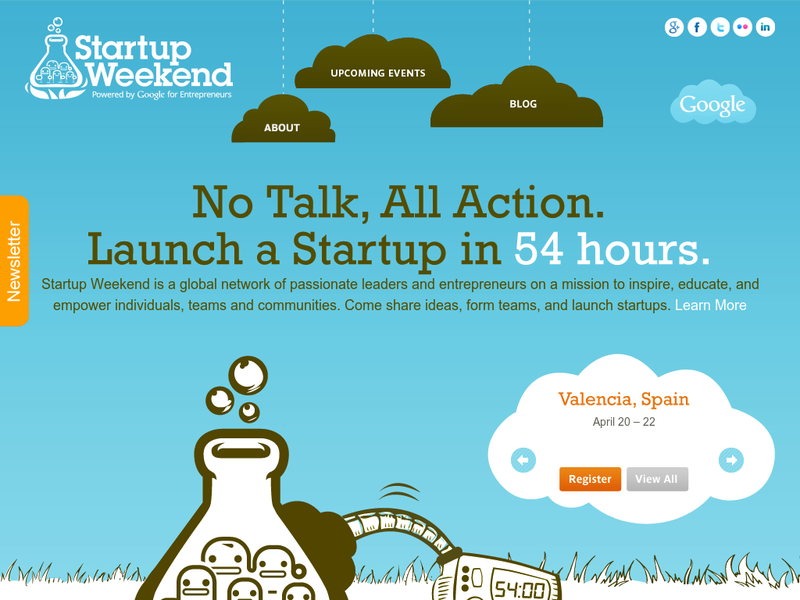 Images from Startup Weekend