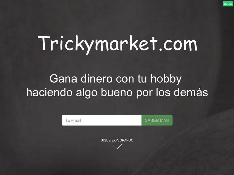 Images from Trickymarket