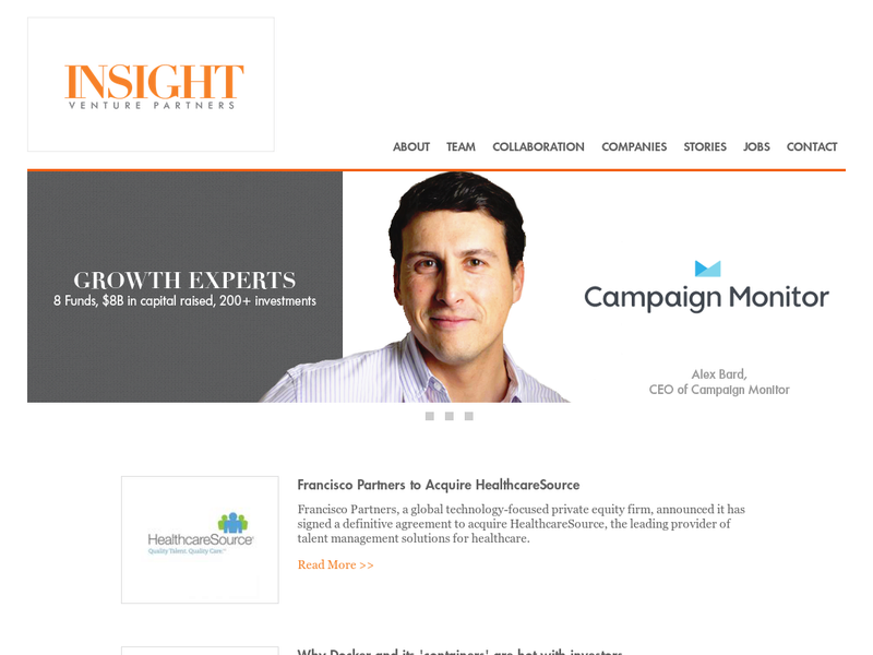 Images from Insight Venture Partners