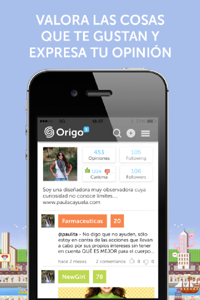 Images from Origo