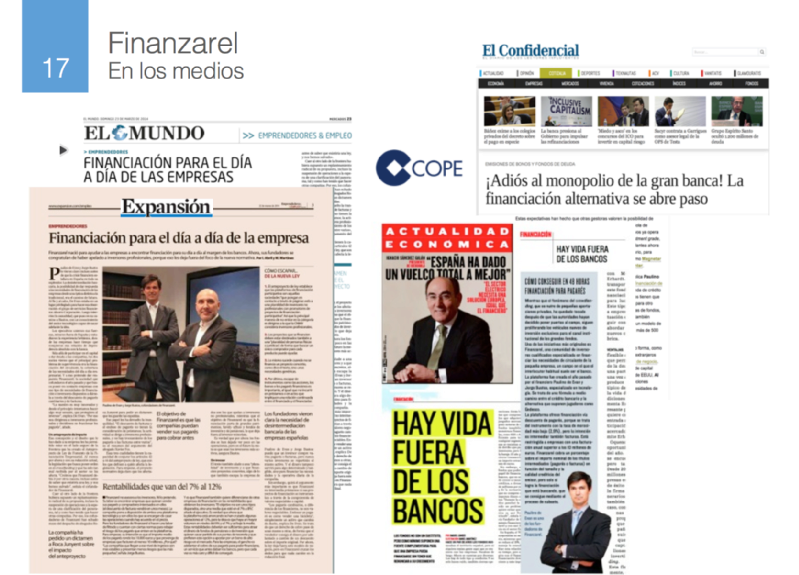 Images from FINANZAREL