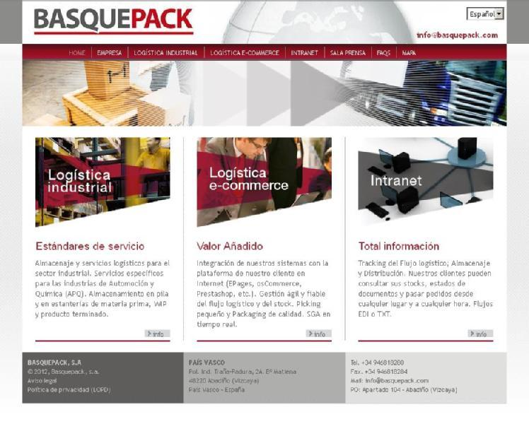 Images from BasquePack