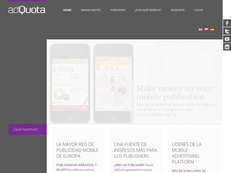 Images from adQuota