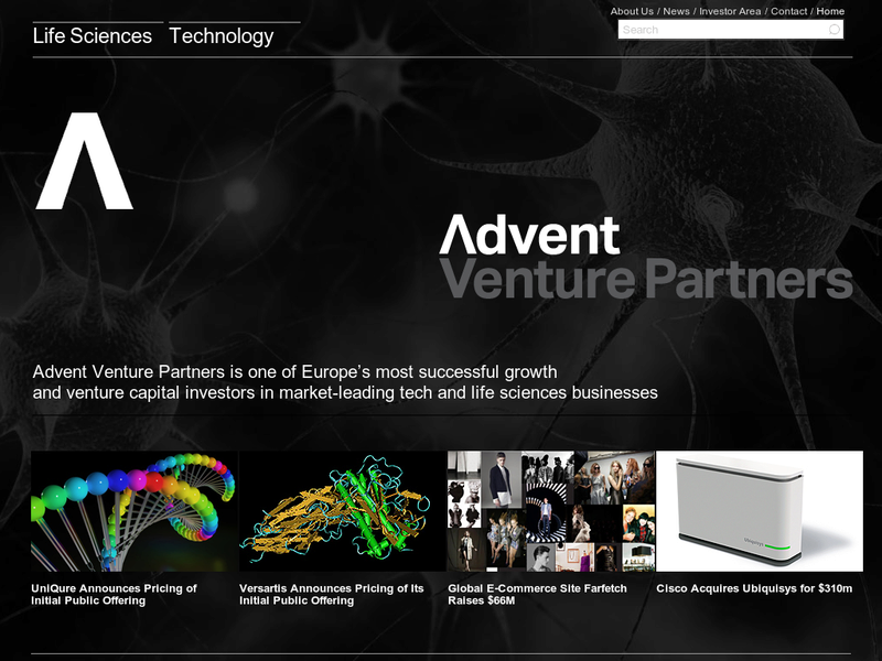 Images from Advent Ventures