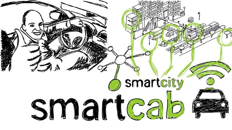 Images from Smartcab