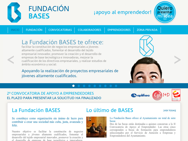Images from Fundación Bases