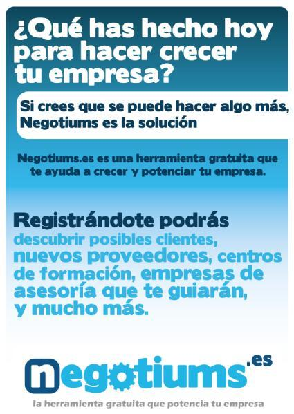 Images from negotiums Spain S.L.