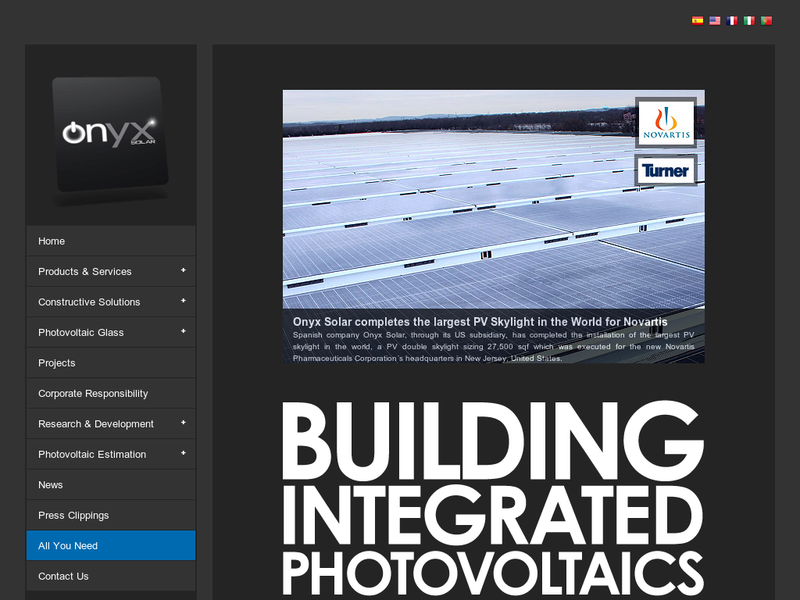 Images from Onyx Solar