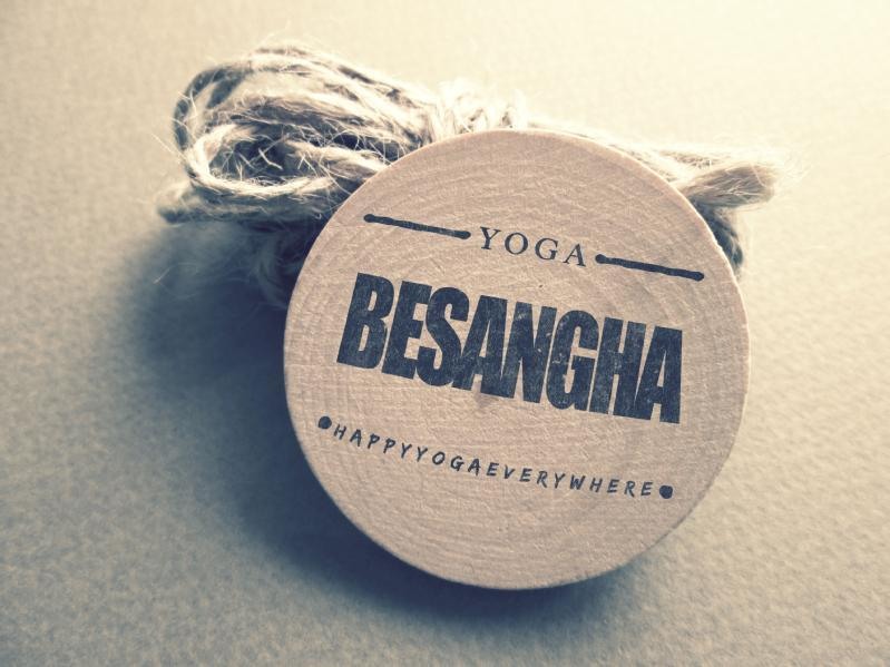 Images from BESANGHA YOGA