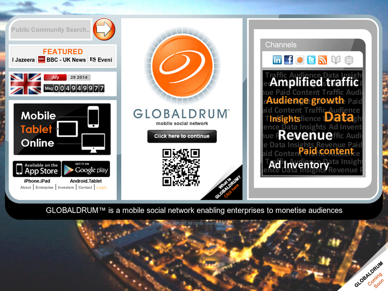 Images from GlobalDrum