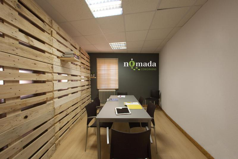 Images from nómada coworking