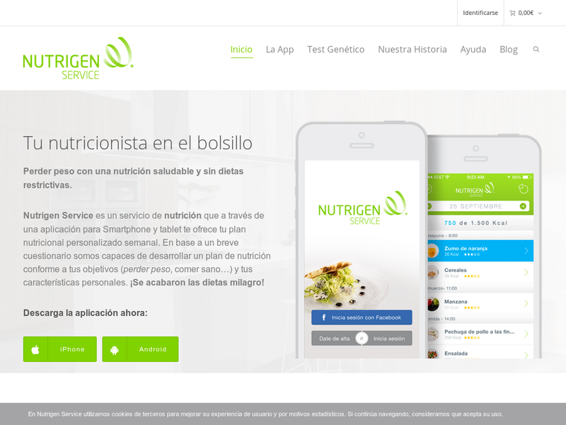 Images from Nutrigen Service
