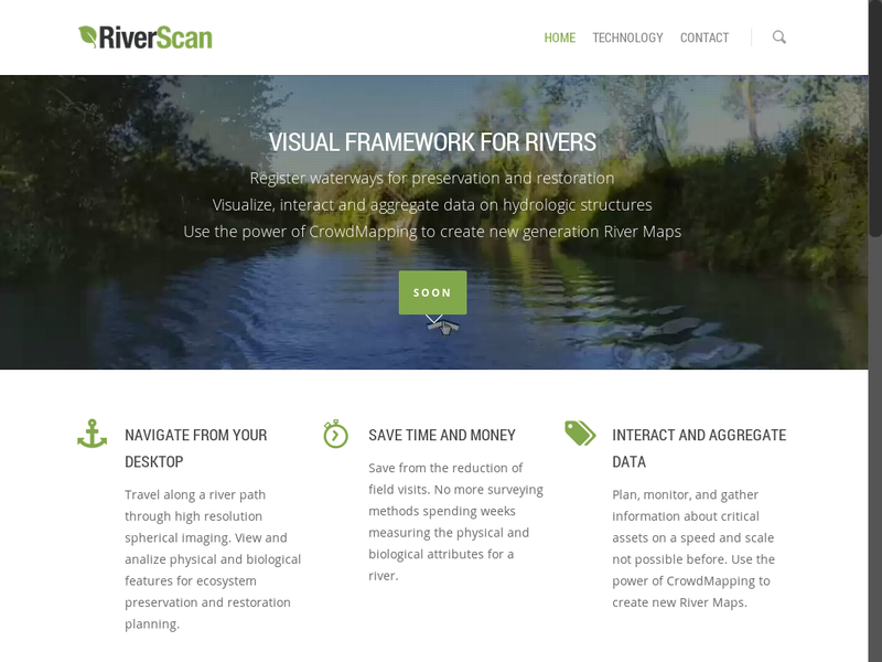 Images from RiverScan