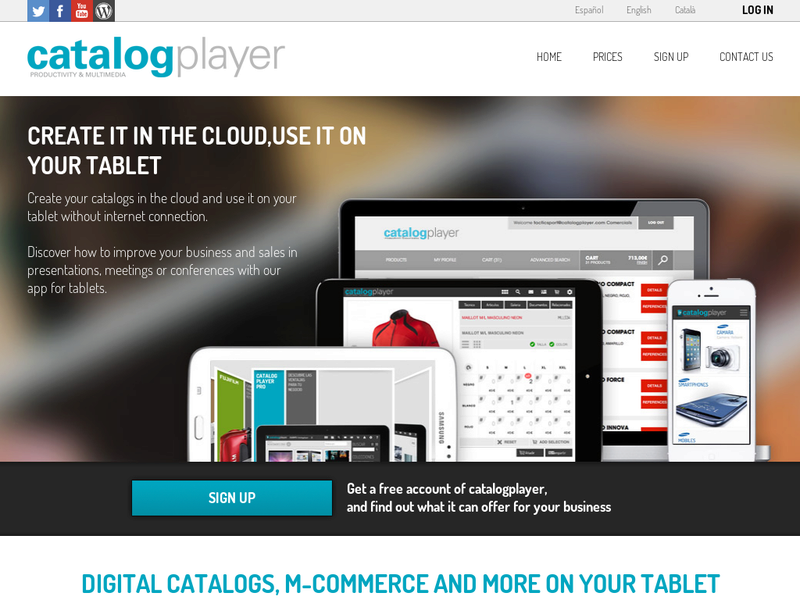 Images from CatalogPlayer