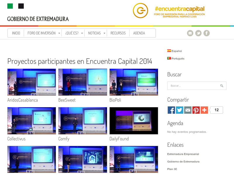 Images from Encuentra Capital