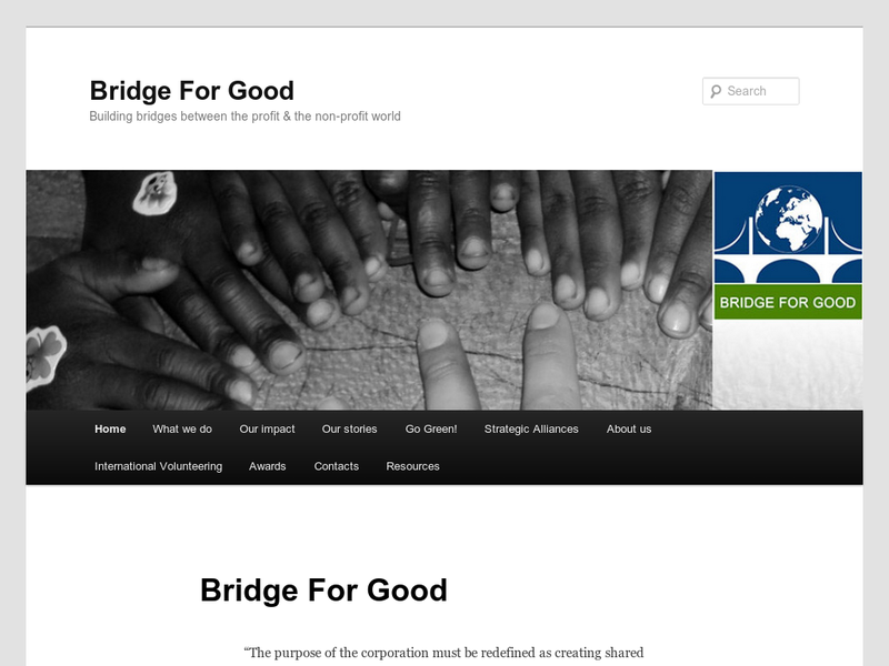 Images from Bridge For Good