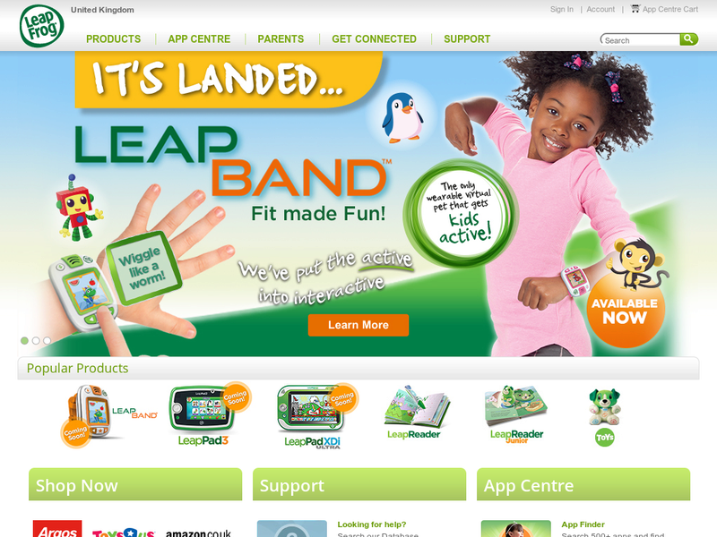 Images from Leapfrog