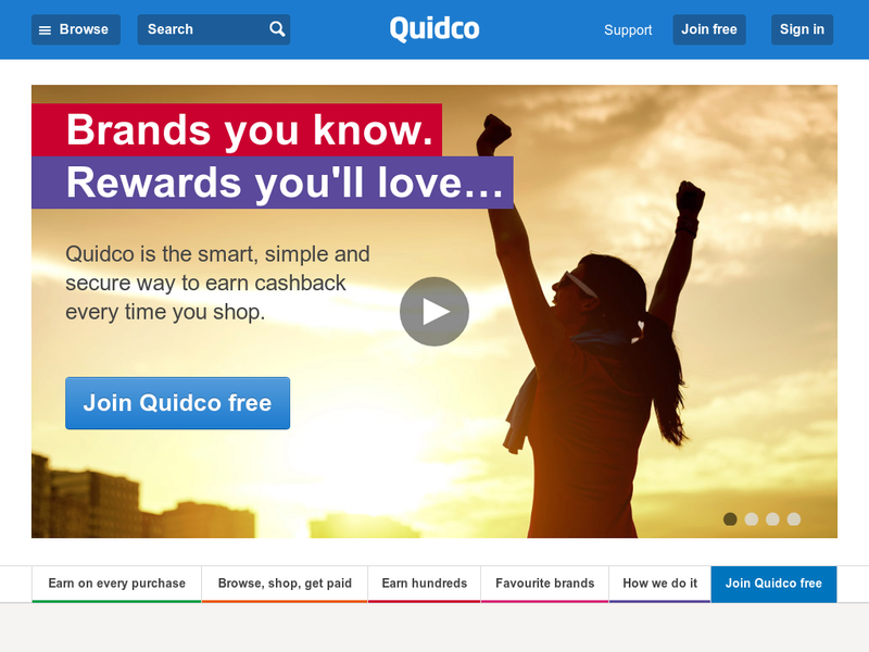 Images from Quidco