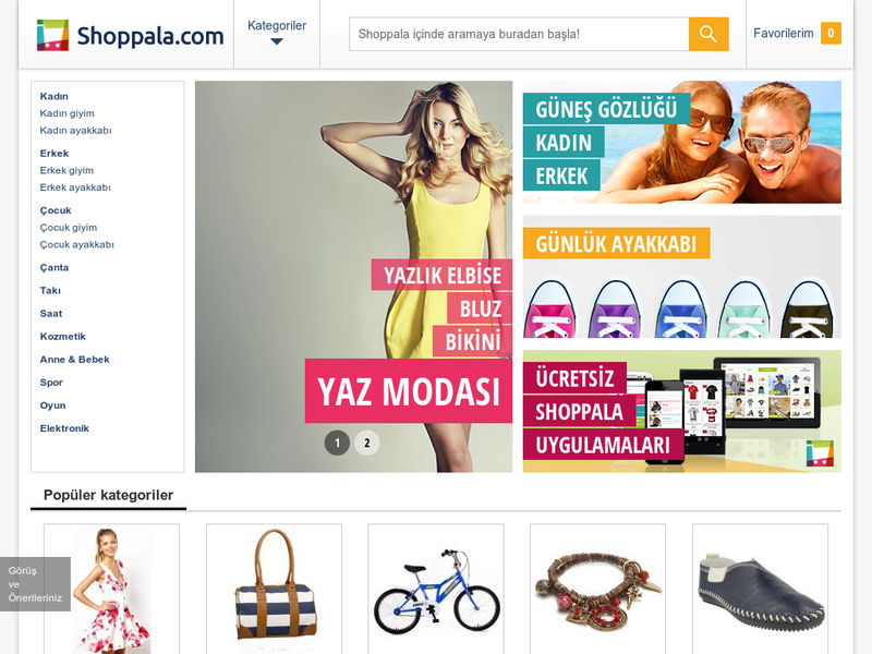 Images from Shoppala