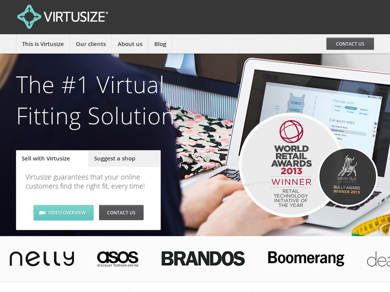 Images from Virtusize