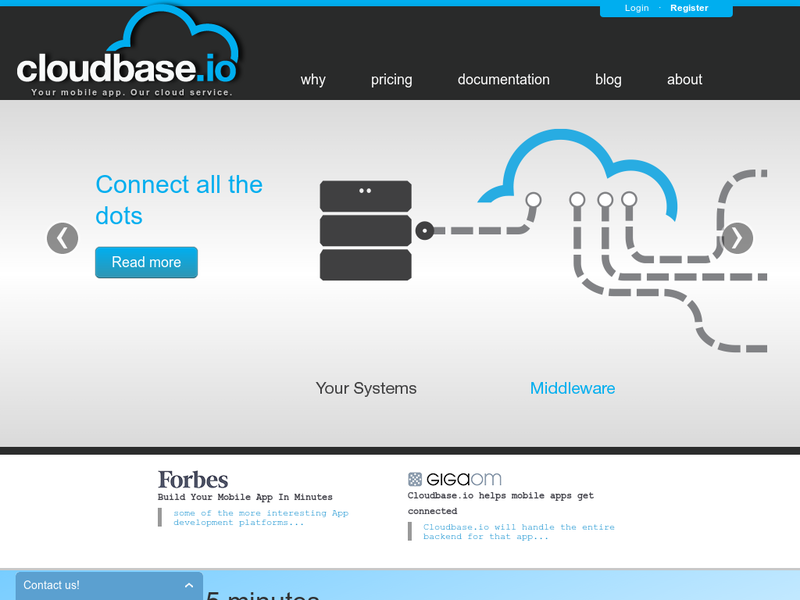 Images from Cloudbase.io