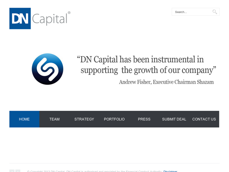 Images from DN Capital