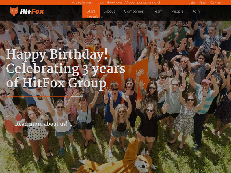 Images from HitFox Group
